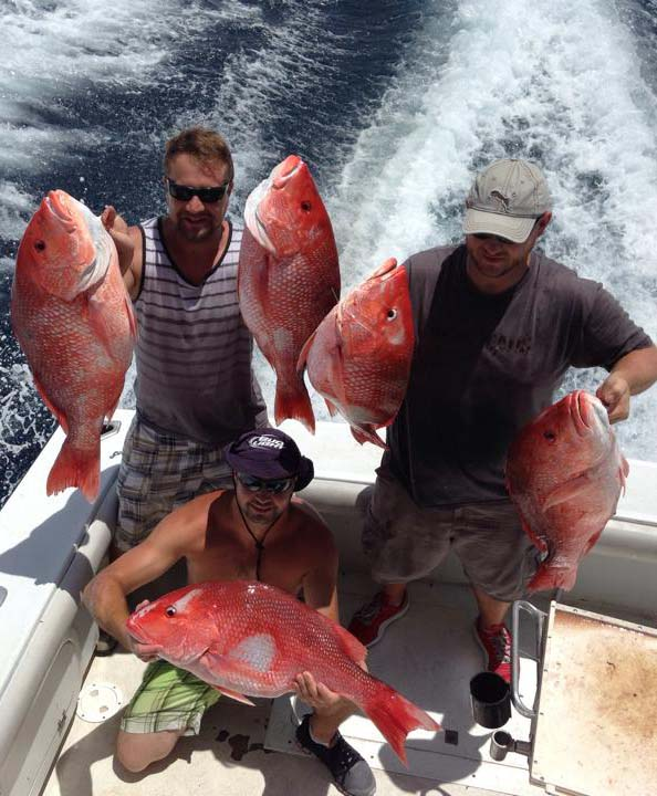 Red Snapper Fishing